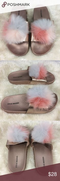 e68688db678 18 Best Fuzzy sandals images in 2018 | Loafers & slip ons, Tap Dance ...