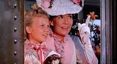 Pollyanna with Jane Wyman and Hayley Mills~ 1960