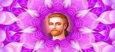 Saint Germain e a Chama Violeta para Liberdade! Decreto da Fraternidade Branca | Anima Mundhy