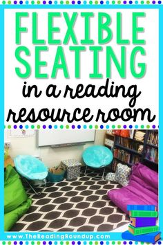Flexible Seating in a Reading Resource Room