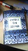 Podesłała Anastazja Ziółkowska #zniszcztendziennik #kerismith #wreckthisjournal