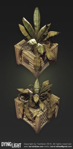 Dying Light Art Dump! - Polycount Forum: