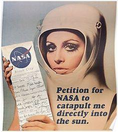 Reaction Memes Discover NASA Poster by binchcity Dankest Memes, Funny Memes, Hilarious, Jokes, Drug Memes, Funny Gifs, Tumblr Sticker, Vive Le Sport, Retro Aesthetic