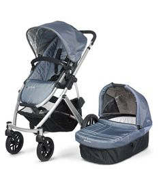 UPPAbaby Vista Stroller!  So happy with it;)