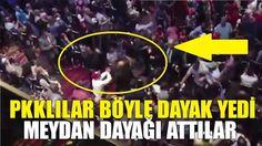 Erdoğan'ın Korumaları İş Başında! | Amerika'da Yine pkklıları Dövdüler :)
