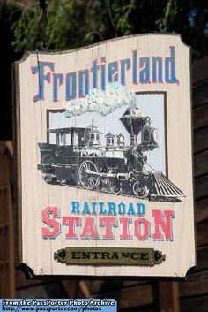 WDW Railroad-a nice trip around the Magic Kingdom and a time  to relax during the ride.