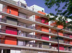 Architecture Immeuble à vélos Grenoble, Herault Arnod architectes 2006-2010
