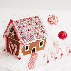 Glean Inspiration From Gorgeous Gingerbread Houses: Looking for gingerbread house ideas to spark your imagination?