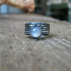 Hey, I found this really awesome Etsy listing at https://www.etsy.com/listing/209890434/grey-moonstone-ring-oxidized-sterling