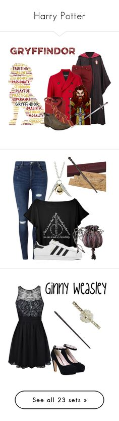 """""""Harry Potter"""" by hestiarocks ❤ liked on Polyvore featuring Burberry, Dsquared2, Skechers, S.W.O.R.D., men's fashion, menswear, Miss Selfridge, adidas, Ally Fashion and Chanel"""