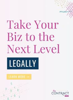 I want to help you legally protect yourself and your business in every way possible. So let's talk about business structures – the good, the bad, and the ugly. Legal Business, Business Checks, Business Names, Business Tips, Online Business, Humor Legal, Business Credit Cards, Job, Entrepreneur Inspiration