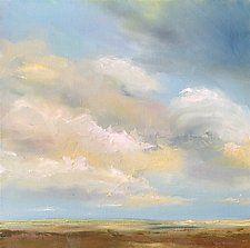 "Warmth by Elizabeth Embler (Oil Painting) (10"" x 10"")"