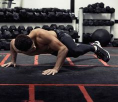 Equipment-free ways to burn fat and build muscle.