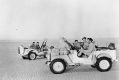 THE LONG RANGE DESERT GROUP (LRDG) DURING THE SECOND WORLD WAR