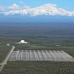 Target of Weather Conspiracy Theories Powers Down ~ HAARP, a scientific research project claimed by conspiracy theorists to be a super-weapon, is closing. Continue reading →