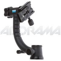 Flashpoint Gimbal Head 2 with Quick Release Plate, Supports upto 7.5 lbs.