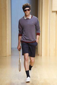#Slazenger #moda #sport #pasarela #080bcnfashion