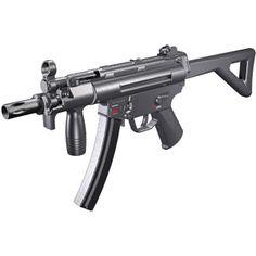 HK+MP5+K-PDW+.177+CO2+BB+Rifle