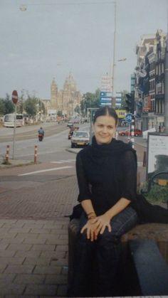 Me and the Rijksmuseum atras atras atras...Amsterdam, Netherlands