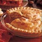 The yummiest apple pie recipe courtesy of allrecipes.com