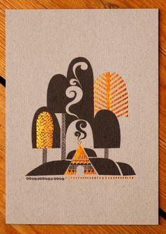 """""""Tepee"""" by Sanna Annukka."""