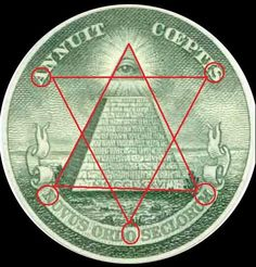 End Times New World Order | ASMON - An anagram of Mason is spelt around the