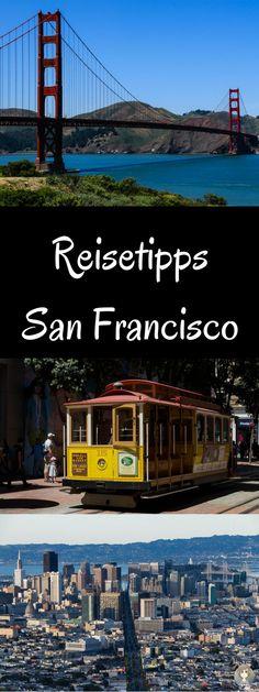 ⇒ Anreise, Verkehrsmittel, Aussichtspunkte und #Sehenswürdigkeiten. Hier findest du #Reisetipps für die #Metropole am Pazifik San Francisco #sanfrancisco #america #usa #travel