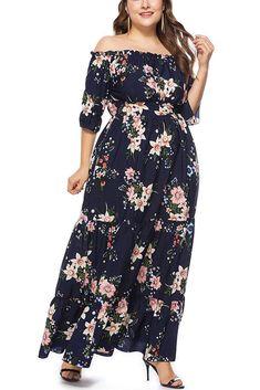 b67d02a881e Plus Size Maxi Dress for Women  Shop for Plus Size Maxi Dresses for Women  online