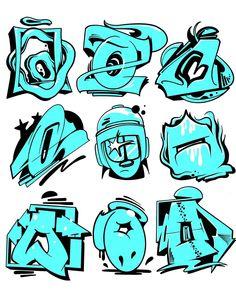 Breakdance © Favorite one? Graffiti Tattoo, Graffiti Pictures, Graffiti Writing, Graffiti Tagging, Graffiti Wall Art, Street Art Graffiti, Graffiti Artists, Graffiti Alphabet Styles, Graffiti Lettering Alphabet