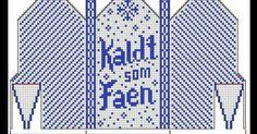 51a3185cec0e9d5b720cea8be420c817.jpg (736×498) | strikk | Pinterest | Mittens, Knitting ideas and Yarns