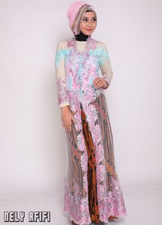 Kebaya Modern Terbaru brocade tile batik http://nelyafifi.com