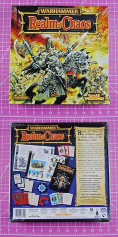 Warhammer WFB citadel metal 1987 ORC GUERRIER Spear 5 Variante A