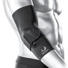Bio Skin Tennis Elbow Skin Brace - Compression Sleeve with Gel (S) *** Want to know more, click on the image.