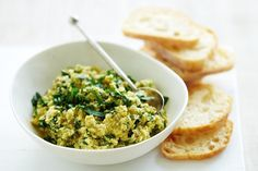 Become a whizz with this easy and versatile pesto process!
