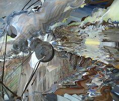 """$3787.02 """"A Solstice View From Here"""" de Jovan Karlo Villalba @ VirtualGallery.com"""