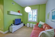 www.1321SkyrosWay.com #dreamhome #nancarrowrealtygroup #nrg #beachhouse #1story #Mediterranean #interiordesign #hangoutroom #chillroom #teenroom #bonusroom #green #ikea #limegreen