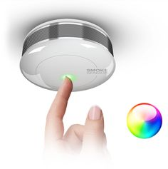 Smoke sensor   Fibaro - Z-Wave smart home solution