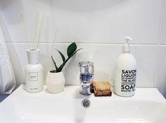 Pikkupiristystä kylpyhuoneeseen