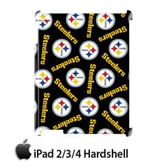 Pittsburgh Steelers Pattern iPad 2 3 4 Case Cover