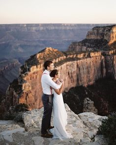 Finished this Grand Canyon wedding just in time to celebrate 100 years of… Perfect Wedding, Dream Wedding, Wedding Day, Grand Canyon Wedding, Outdoor Wedding Photography, Wedding Photo Inspiration, Wedding Pictures, Exterior, Weddings