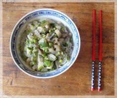 Les petites choses végés - Légumes façon thaï