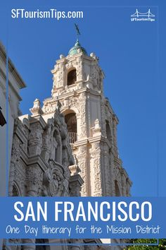 Explore the colorful Mission District in San Francisco. Admire its murals, grab a bite to eat, and check out its nightlife. #sanfranciscothingstodo #missiondistrict #sftourismtips Cruise Excursions, Cruise Destinations, Visit California, California Travel, San Diego, San Francisco, Mission District, Free Things To Do, Nightlife