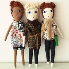 Severina Kids   100% Organic Cotton Dolls