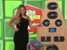 Amber Lancaster - The Price Is Right (10/19/2015) ♥