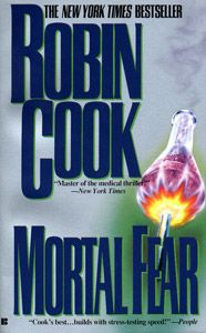 Robin Cook, another of my Favorite writers.