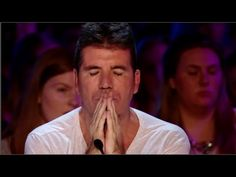 (59) ▶ 21-Year Old Car Mechanic MAKES Simon Cowell CRY With His Voice - YouTube