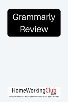 In this Grammarly review we investigate the who, what and why of this often-advertised online editor, so you can decide if it's right for you. Does Grammarly live up to its own hype? Will it genuinely improve your productivity and enhance your words?