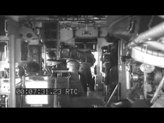 Blimp Patrol Over Convoy, 12/14/1943 (full) - YouTube
