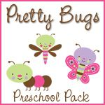 Free printables for PreK-K kiddos. So many topics, so little time!