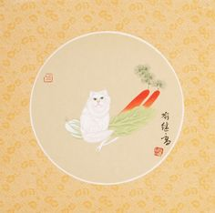 Cats - CNAG001477 Chinese Painting, Hand Painted, Paintings, The Originals, Cats, Artist, Style, Swag, Gatos